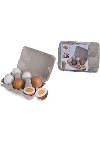 Eichhorn Spiellebensmittel »Eier«, aus Holz kaufen
