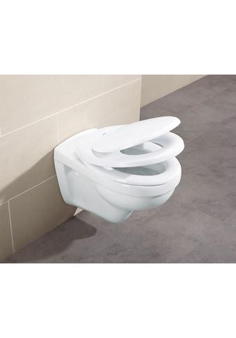 ADOB WC - Sitz »Family«, Mit Absenkautomatik kaufen