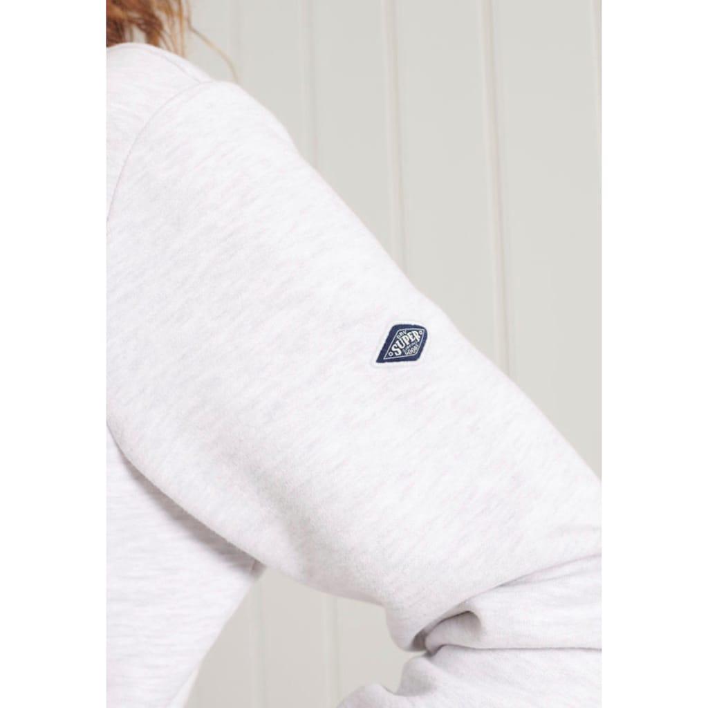 Superdry Kapuzensweatshirt »VL CALI CREW«, mit buntem Logodruck