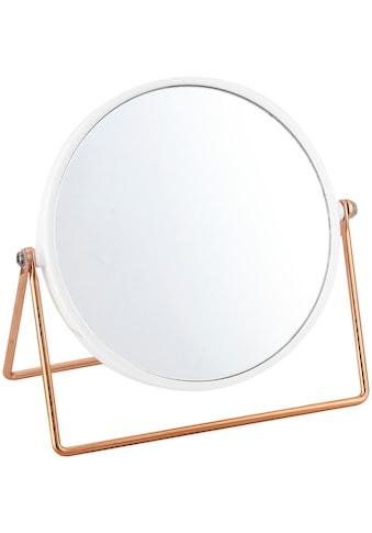 MSV Badspiegel »Kosmetikspiegel«, x2, rund kaufen