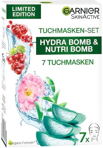 GARNIER Tuchmaske »SkinActive Tuchmasken-Set«, (7 tlg.) kaufen