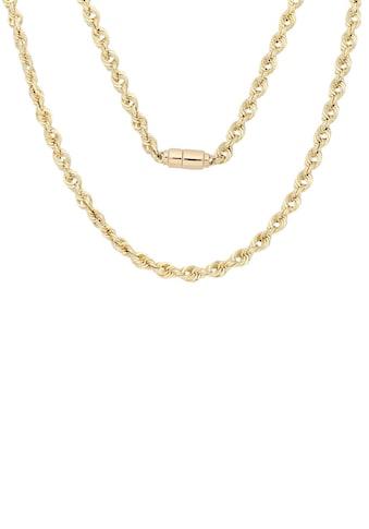Firetti Goldkette »Kordelkettengliederung, Soprano, glanz, facettiert« kaufen