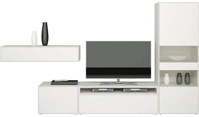 now! by hülsta Wohnzimmer-Set »now! easy«, (Set, 4 tlg.), in zwei Varianten kaufen