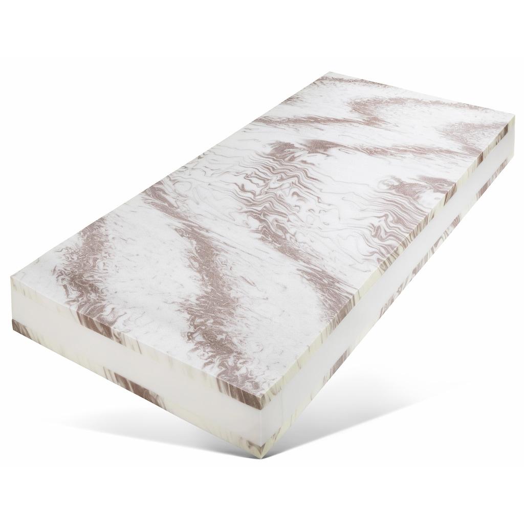 Breckle Taschenfederkernmatratze »Gelschaum-Komfort-TFK«, 1000 Federn, (1 St.), Federkernmatratze der Luxusklasse mit 1000 Taschenfedern* und Gelschaum