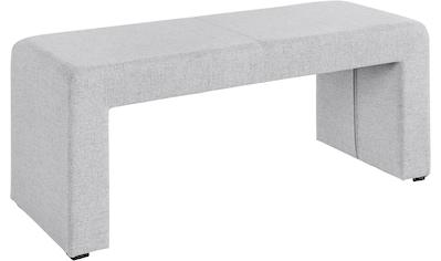 Polsterbank »Valun«, Breite 120 cm, verschiedene Qualitäten kaufen
