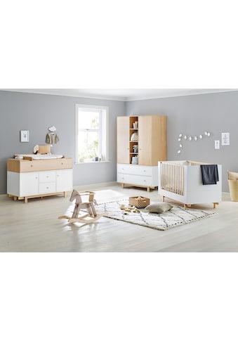 Pinolino® Babyzimmer-Komplettset »Boks«, (Set, 3 St.), extrabreit groß; mit... kaufen
