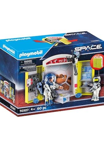 Playmobil® Konstruktions-Spielset »In der Raumstation (70307), Space«, (60 St.), ;... kaufen