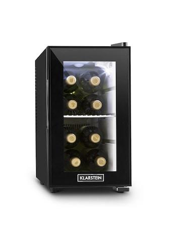 Klarstein Mini Kühlschrank Minibar Getränkekühlschrank 21L Klasse A+ kaufen