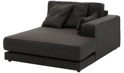 OTTO products Sofa-Eckelement »Grenette«, Modul, im Baumwoll-/Leinenmix oder... kaufen