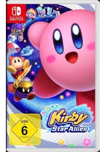 Nintendo Switch Spiel »Kirby Star Allies«, Nintendo Switch kaufen