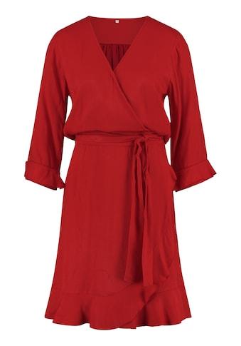 Loom&Lace Kleid mit Bindegürtel kaufen
