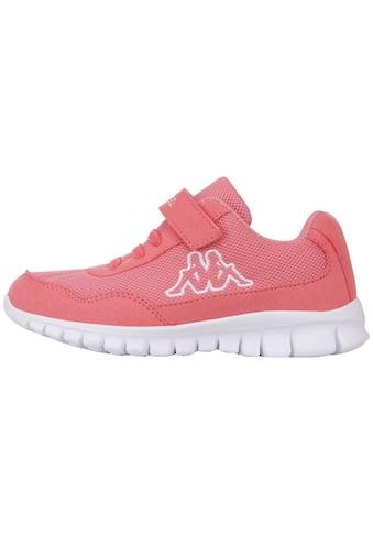 Kappa Sneaker »FOLLOW KIDS«, mit besonders leichter Sohle kaufen