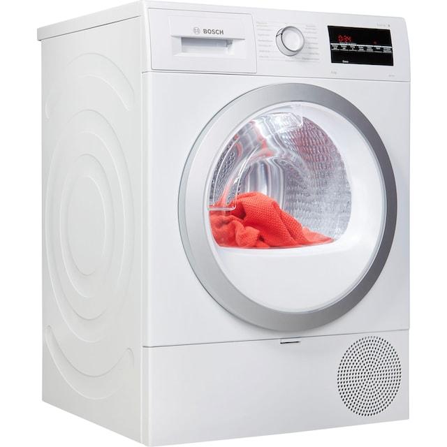 BOSCH Wärmepumpentrockner WTR87440, 8 kg