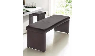 Homexperts Sitzbank, (1 St.), wahlweise mit Rückenlehne kaufen