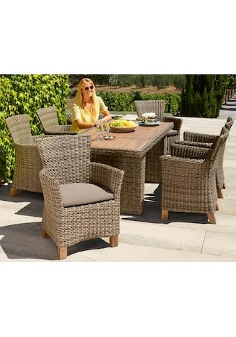 MERXX Gartenmöbelset »Toskana« kaufen
