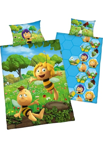 Die Biene Maja Kinderbettwäsche »Biene Maja«, mit Willi kaufen
