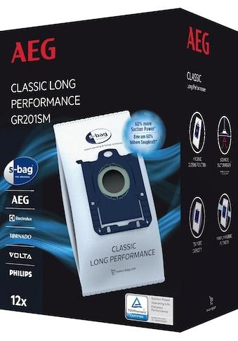 AEG Staubsaugerbeutel »GR201SM«, 3 Liter Füllmenge kaufen