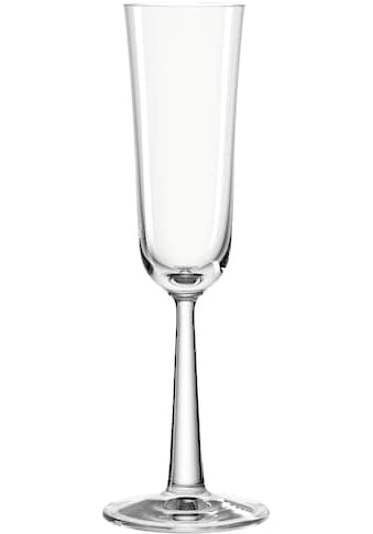 montana-Glas Sektglas »:now«, (Set, 6 tlg.), 170 ml, Quotanglas, spülmaschinenfest,... kaufen