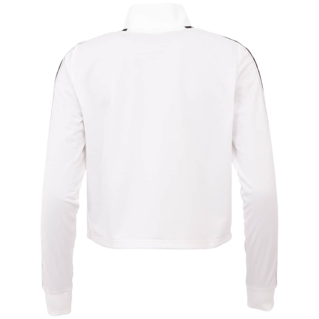 Kappa Trainingsjacke »AUTHENTIC HASINA«, mit paspeliertem Logo-Webband an den Ärmeln
