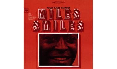 Musik-CD »MILES SMILES / DAVIS, MILES« kaufen