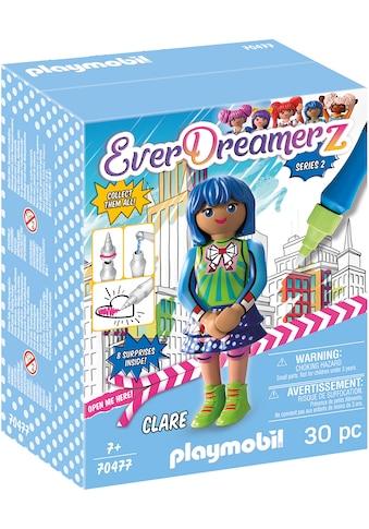 Playmobil® Konstruktions-Spielset »Clare - Comic World (70477), EverDreamerz«, (30... kaufen