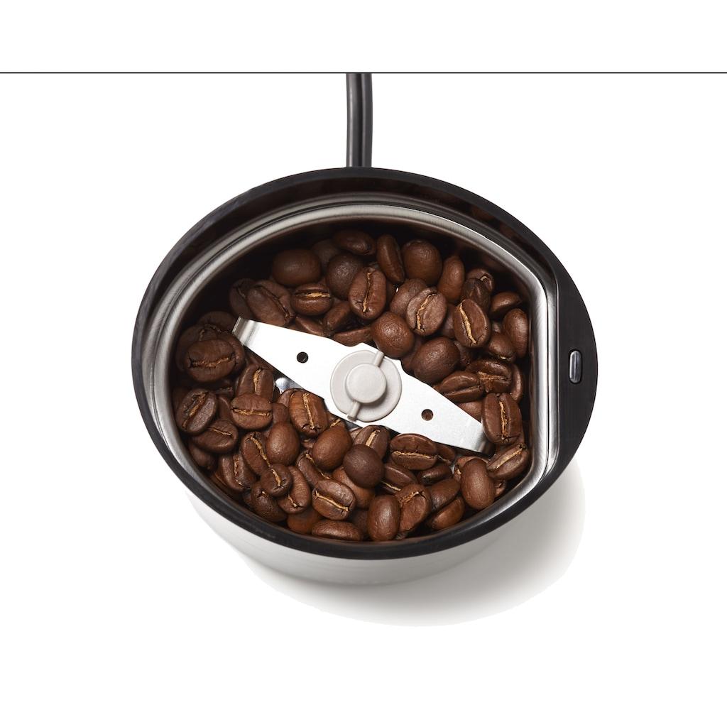 Krups Kaffeemühle »F20342«, 200 W, Schlagmesser, 75 g Bohnenbehälter