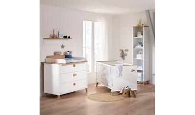 PAIDI Babymöbel-Set »Babybett Lotte & Fynn«, (2 tlg.), Steiff by Paidi, inklusive PAIDI AIRWELL® 200 Matratze und 4-fach höhenverstellbarem AIRWELL Comfort Lattenrost kaufen
