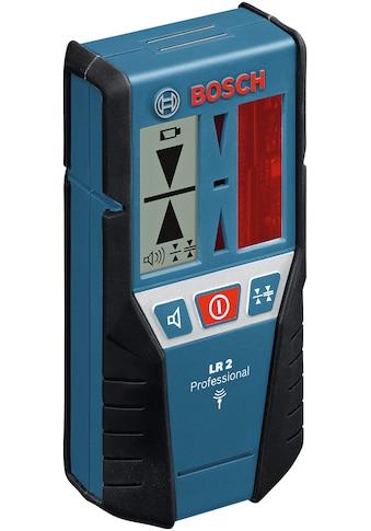 BOSCH PROFESSIONAL Laser - Empfänger »LR 2«, Reichweite: 50 Meter kaufen