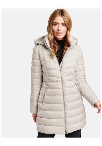 GERRY WEBER Mantel nicht Wolle »Taillierte Steppjacke« kaufen