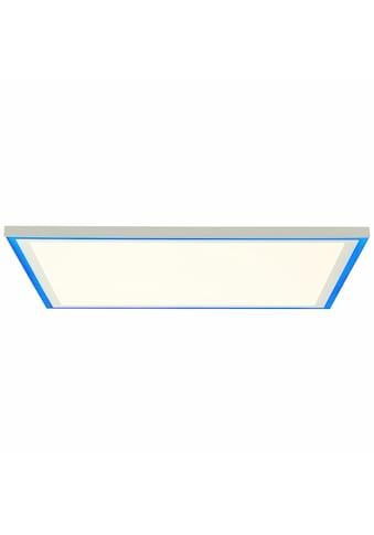 Brilliant Leuchten Lanette LED Deckenaufbau-Paneel 60x60cm weiß kaufen