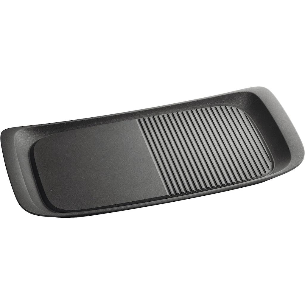 AEG Grillplattenaufsatz, Aluminium