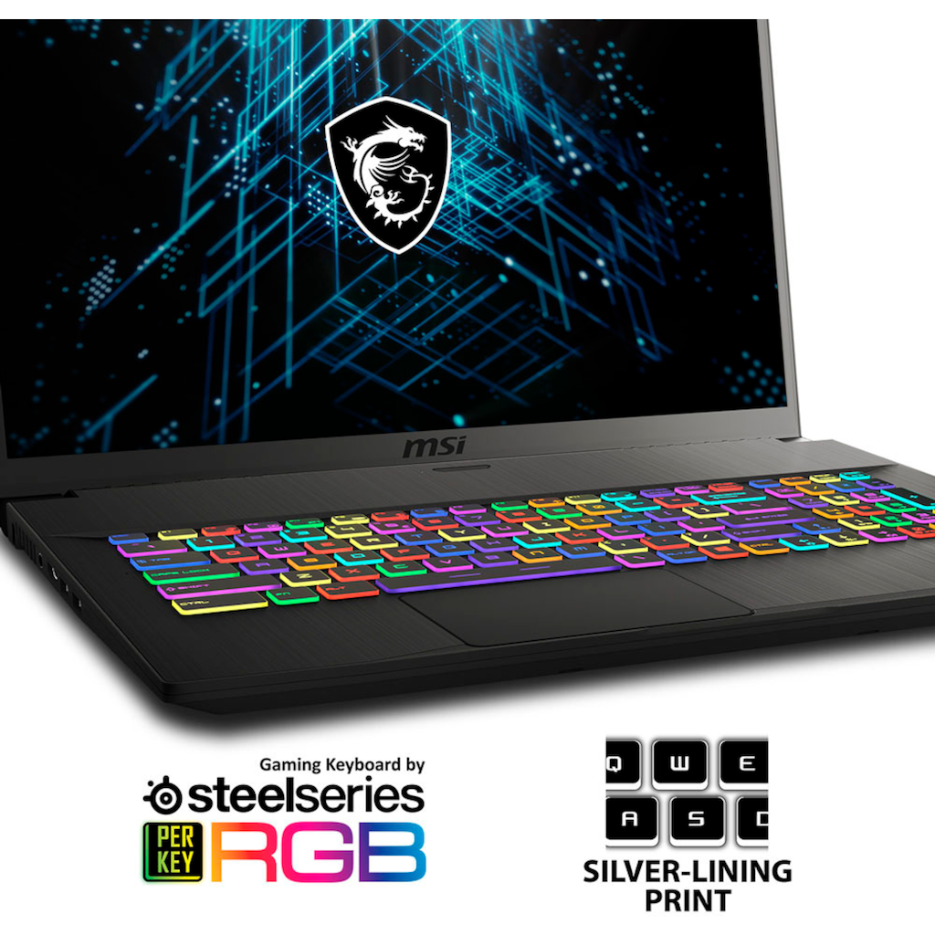 MSI Notebook »GF75 Thin 10UEK«, (1000 GB SSD)