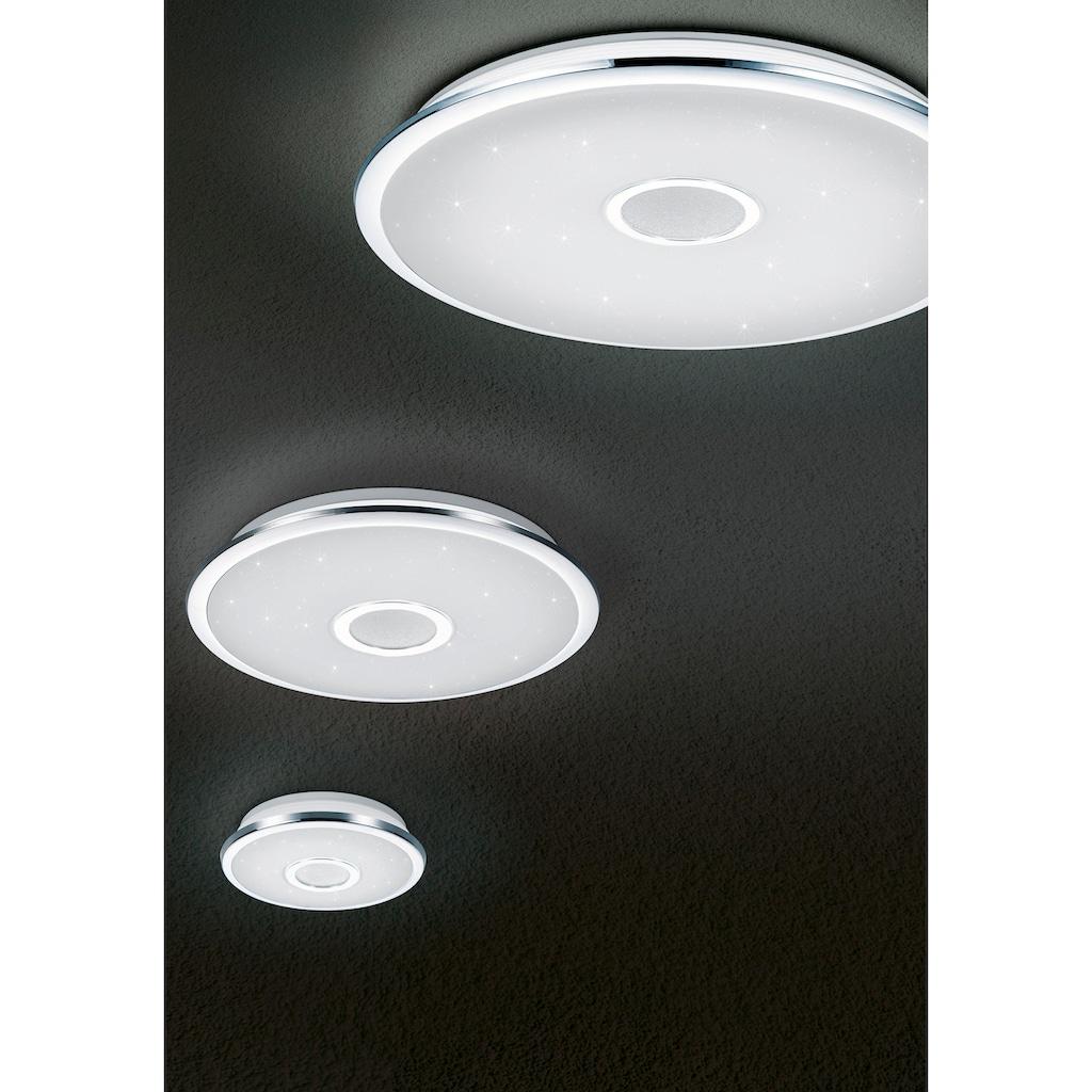 TRIO Leuchten LED Deckenleuchte »OSAKA«, LED-Board, Warmweiß-Tageslichtweiß-Neutralweiß-Kaltweiß, LED Deckenlampe