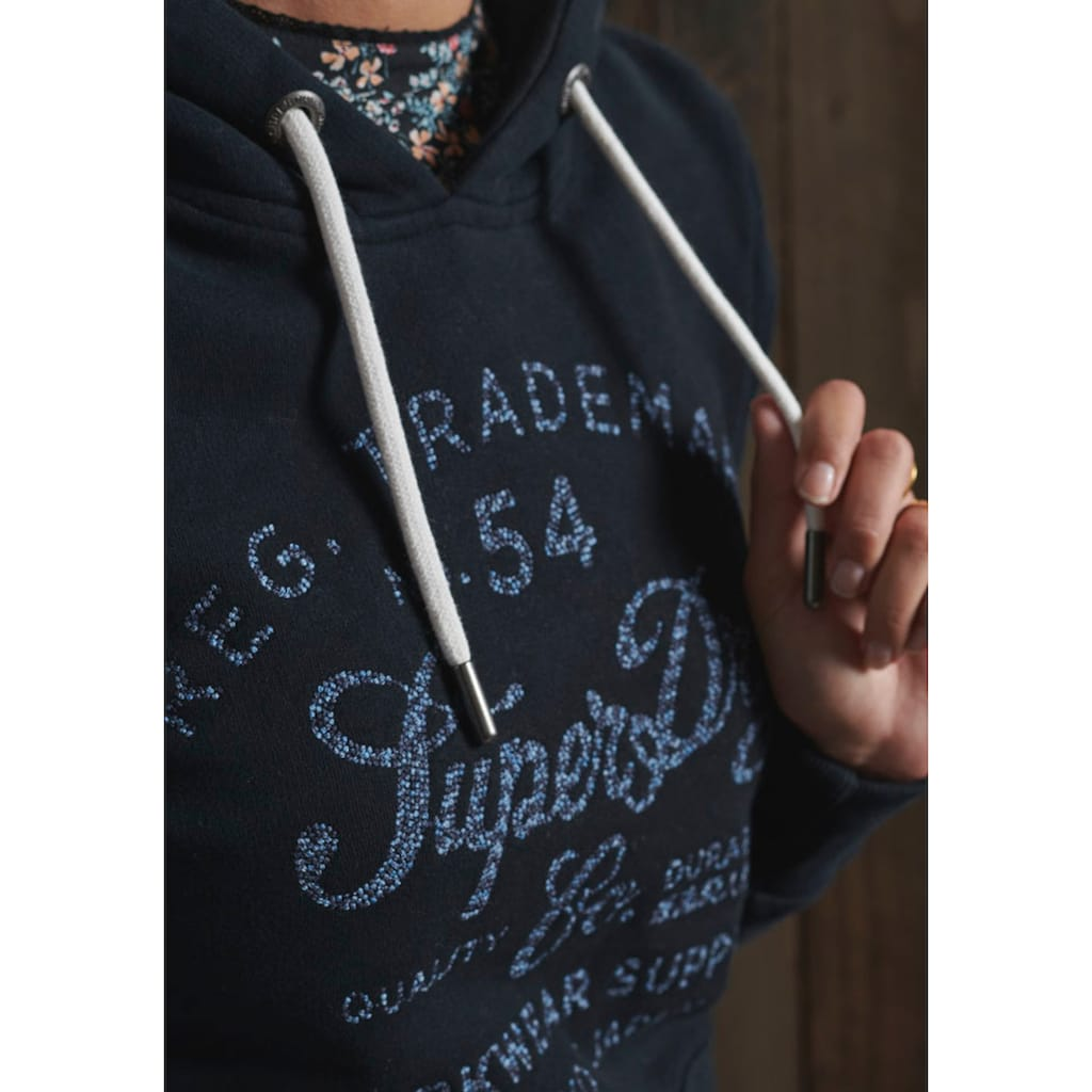 Superdry Hoodie, Crafted Workwear Hoodie