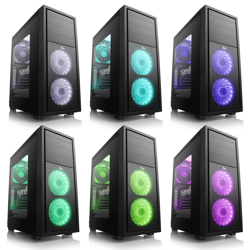 CSL Gaming-PC »Speed T5331 Windows 10 Home«