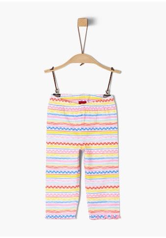 s.Oliver Jersey - Jerseyhose_für Mädchen kaufen