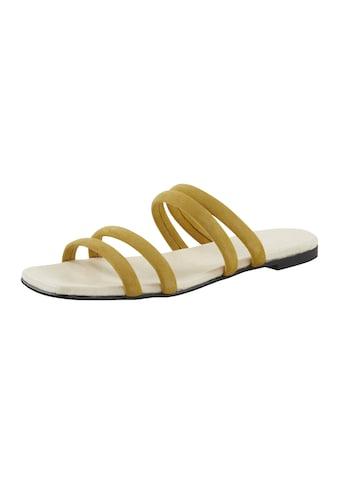 Sandalette mit Riemchen kaufen