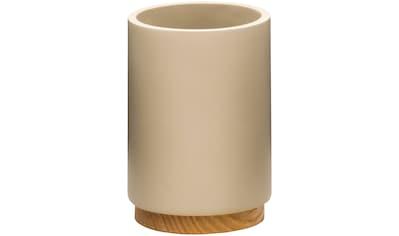RIDDER Zahnputzbecher »Sassy«, Durchmesser 7 cm kaufen