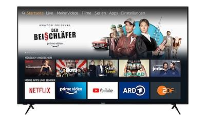 "homeX LED-Fernseher »UA65FT5505«, 164 cm/65 "", 4K Ultra HD, Smart-TV kaufen"