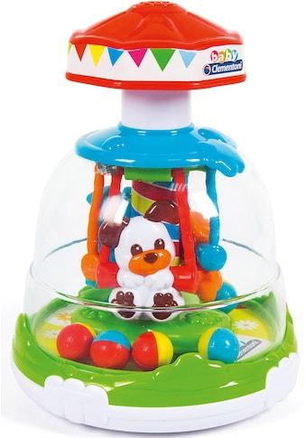 """Clementoni® Tierkreisel """"Baby, Musikspielzeug, Lustiges Tierkarussell"""" kaufen"""
