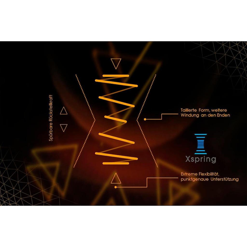 Schlaraffia Gelschaummatratze »GELTEX® Quantum Touch 240«, 24 cm cm hoch, Raumgewicht: 45 kg/m³, (1 St.), 90 Nächte Probeschlafen!*