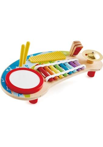 Hape Spielzeug-Musikinstrument »Multifunktionale Miniband« kaufen