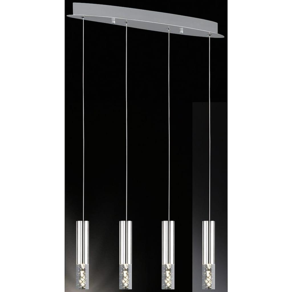 FISCHER & HONSEL LED Pendelleuchte »Bubble«, LED-Board, LED Hängelampe, LED Hängeleuchte