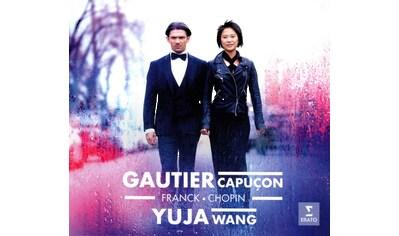Musik-CD »Franck - Chopin / Capucon, Gautier/Wang, Yuja« kaufen