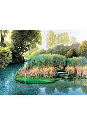 Home affaire Kunstdruck »ADRIANO GALASSO / Sul fiume«, (1 St.) kaufen