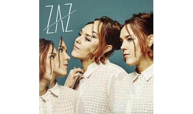 Musik-CD »Effet Miroir / Zaz« kaufen