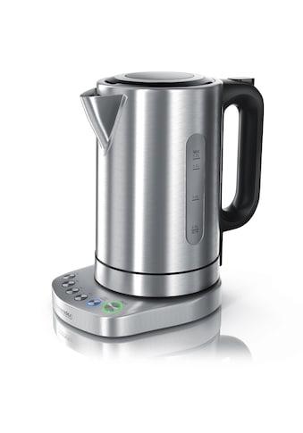 Arendo Edelstahl Turbo Wasserkocher mit vier einstellbaren Temperaturen kaufen