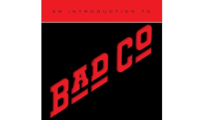 Musik-CD »An Introduction To / Bad Company« kaufen