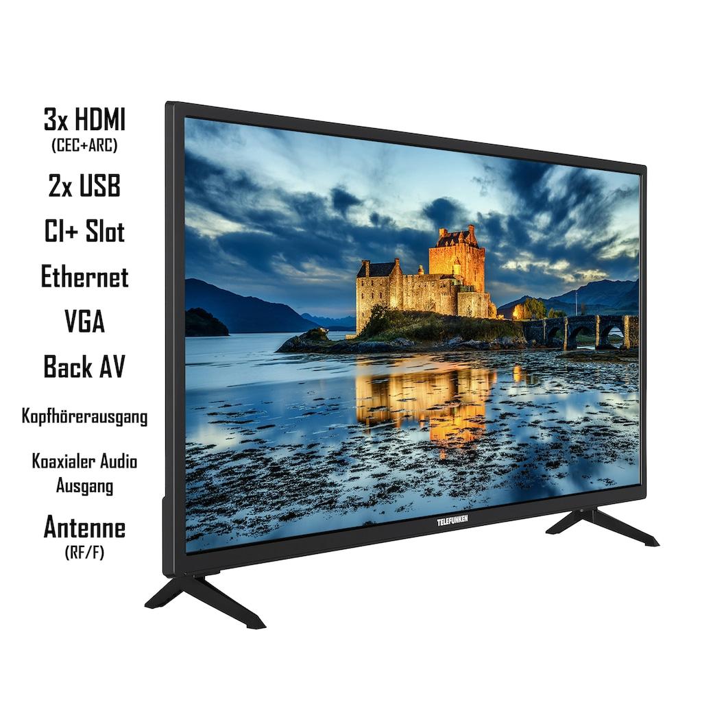 "Telefunken LED-Fernseher »XH32J511«, 80 cm/32 "", HD-ready, Smart-TV"
