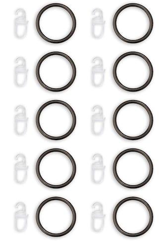 Good Life Gardinenring »ArtusNaos«, Gardinen-Ringe für 25mm Stange kaufen